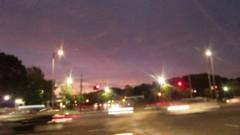 アントニオ小猪木 公式ブログ/夕空の日比谷公園 画像1