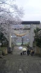 アントニオ小猪木 公式ブログ/山形の日本一鳥居 画像1