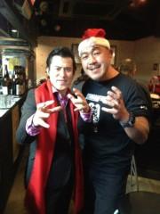 アントニオ小猪木 公式ブログ/神田で高岩竜一選手と 画像1