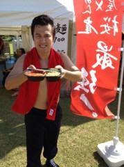 アントニオ小猪木 公式ブログ/大阪&愛知コラボ麺 画像1