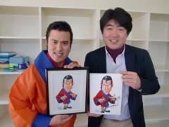 アントニオ小猪木 公式ブログ/坂井永年先生とタッグ! 画像1