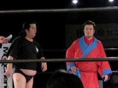 アントニオ小猪木 公式ブログ/第12回西プロ最強タッグ決勝告知 画像1