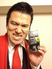 アントニオ小猪木 公式ブログ/ストロングゼロを飲んで 画像1