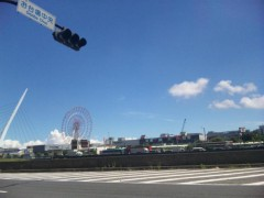 アントニオ小猪木 公式ブログ/お台場はいい天気! 画像1