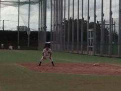 アントニオ小猪木 公式ブログ/小さな一塁手 画像1