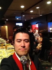 アントニオ小猪木 公式ブログ/所沢でトークライブ告知 画像1