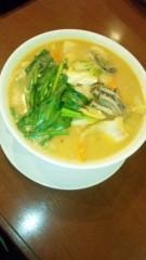 アントニオ小猪木 公式ブログ/味噌煮込み牡蠣ラーメン 画像1