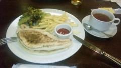 アントニオ小猪木 公式ブログ/横浜のサンドイッチ 画像1