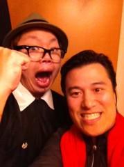 アントニオ小猪木 公式ブログ/レバ林初出演! 画像1