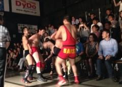 アントニオ小猪木 公式ブログ/4CRP場外大乱闘! 画像1