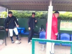 アントニオ小猪木 公式ブログ/2011年最後草野球 画像1