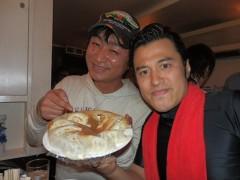 アントニオ小猪木 公式ブログ/猪木芸人と餃子 画像1