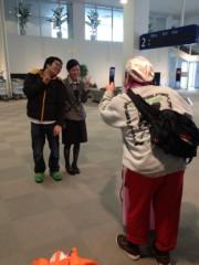 アントニオ小猪木 公式ブログ/徳島阿波おどり空港にて 画像1