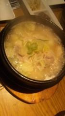 アントニオ小猪木 公式ブログ/大好き参鶏湯! 画像1