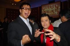 アントニオ小猪木 公式ブログ/小島聡選手と 画像1