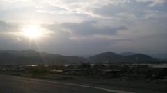 アントニオ小猪木 公式ブログ/大船渡の夕焼け 画像1