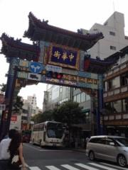 アントニオ小猪木 公式ブログ/横浜中華街を通過! 画像1
