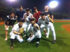 アントニオ小猪木 公式ブログ/野球久々勝ったど! 画像1