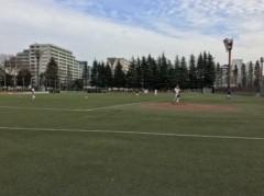 アントニオ小猪木 公式ブログ/2019草野球初練習! 画像1