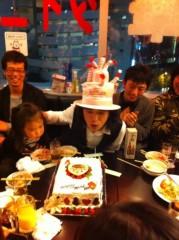 アントニオ小猪木 公式ブログ/アレス誕生日パーティー 画像1