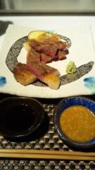 アントニオ小猪木 公式ブログ/肉を食べた 画像1