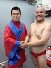 アントニオ小猪木 公式ブログ/坂本ガソリン引退! 画像1