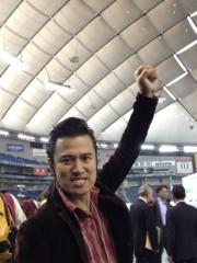 アントニオ小猪木 公式ブログ/東京ドームの中へ 画像1