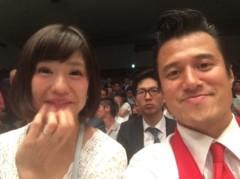 アントニオ小猪木 公式ブログ/あびちゃんと観戦! 画像1