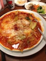 アントニオ小猪木 公式ブログ/美味しそうだった韓国料理 画像1