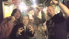 アントニオ小猪木 公式ブログ/エビスコ酒場で祝賀会 画像1