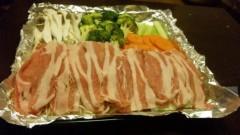 アントニオ小猪木 公式ブログ/クリスマスイベントの豚肉 画像1