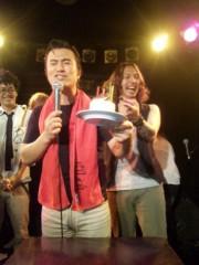 アントニオ小猪木 公式ブログ/音楽LIVEのゲストに 画像1