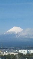 アントニオ小猪木 公式ブログ/大きな富士山 画像1