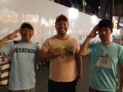 アントニオ小猪木 公式ブログ/芸人が応援に! 画像1