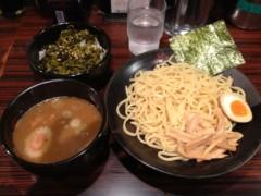 アントニオ小猪木 公式ブログ/つけ麺?ラーメン? 画像1