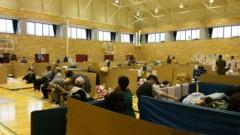 アントニオ小猪木 公式ブログ/福島の避難所とお別れ 画像1