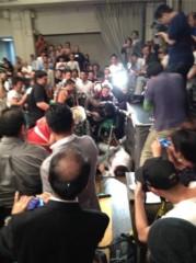 アントニオ小猪木 公式ブログ/貴闘力襲撃事件! 画像1
