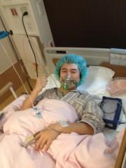 アントニオ小猪木 公式ブログ/手術終了! 画像1