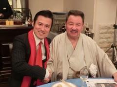アントニオ小猪木 公式ブログ/高島総裁とお別れ 画像1