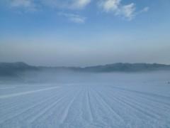 アントニオ小猪木 公式ブログ/揖斐川町の雪景色 画像1
