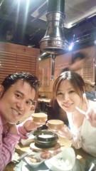 アントニオ小猪木 公式ブログ/ 五十嵐直子と10周年食事会 画像1