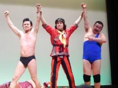 アントニオ小猪木 公式ブログ/男盛&ヤング組から初勝利 画像1