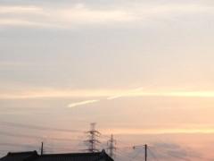 アントニオ小猪木 公式ブログ/切れてる雲! 画像1
