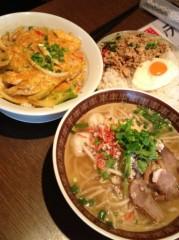 アントニオ小猪木 公式ブログ/またもやタイ料理へ 画像1