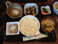 アントニオ小猪木 公式ブログ/納豆食べ放題定食! 画像1