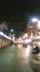 アントニオ小猪木 公式ブログ/夜の浅草へ 画像1