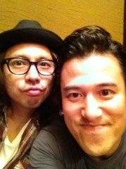 アントニオ小猪木 公式ブログ/HAYATO KISIMOTO登場! 画像1