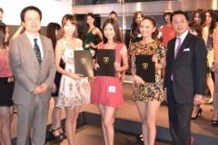 アントニオ小猪木 公式ブログ/ランボルギーニ賞受賞! 画像1