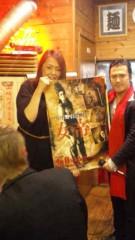 アントニオ小猪木 公式ブログ/ブル中野興行キャンペーン 画像1