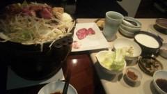 アントニオ小猪木 公式ブログ/冬に熱々ジンギスカン 画像1